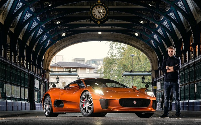 2015 Jaguar C-X75 Luxury Auto HD Wallpaper 29 Views:1057