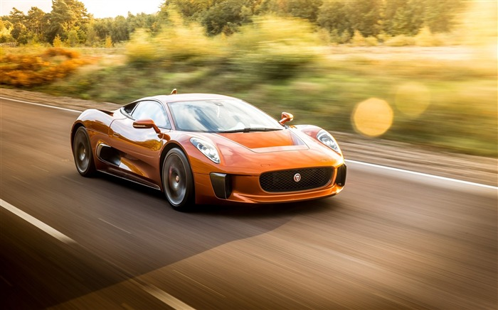 2015 Jaguar C-X75 Luxury Auto HD Wallpaper Views:3480