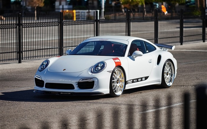 2015 Porsche 911 Turbo S Auto HD Wallpaper Views:3239