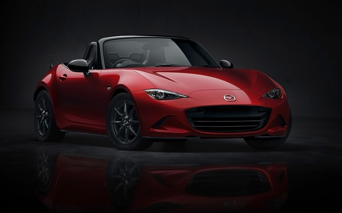 2016 Mazda MX-5 Miata Supercar HD Wallpaper Views:5594
