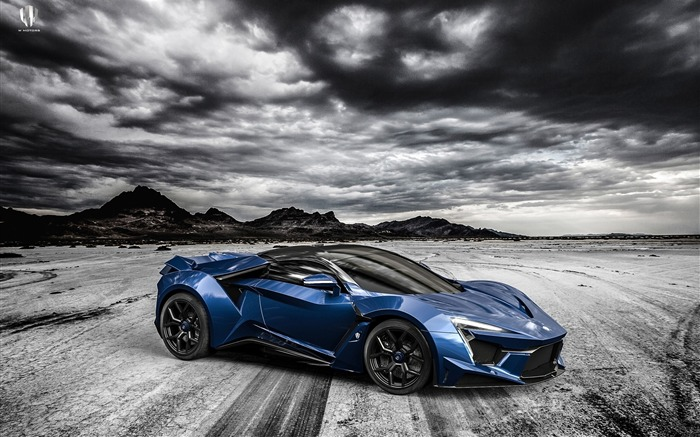 2016 W Motors Fenyr SuperSport HD Wallpaper 02 Views:3649