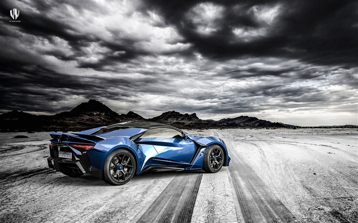 2016 W Motors Fenyr SuperSport HD Wallpaper 03 Views:2168