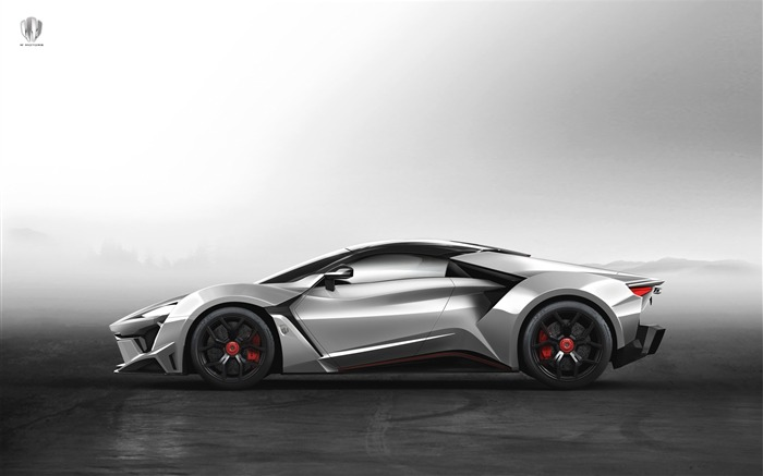 2016 W Motors Fenyr SuperSport HD Wallpaper 06 Views:1919