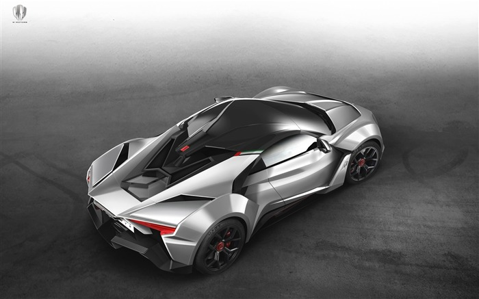 2016 W Motors Fenyr SuperSport HD Wallpaper 08 Views:2541