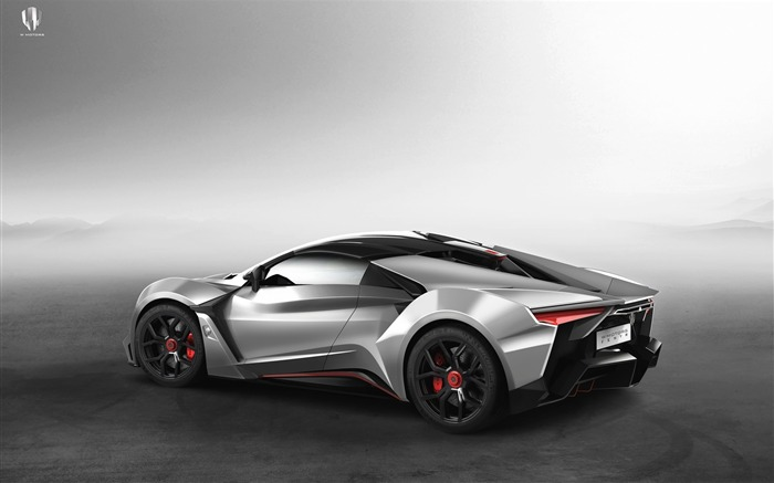 2016 W Motors Fenyr SuperSport HD Wallpaper 09 Views:2153