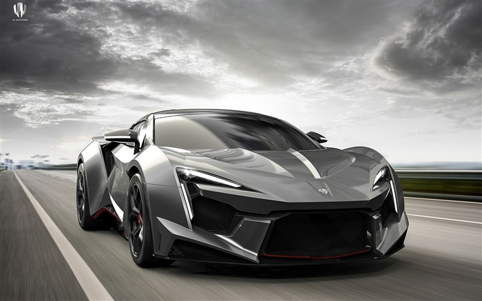 2016 W Motors Fenyr SuperSport HD Wallpaper Views:15178
