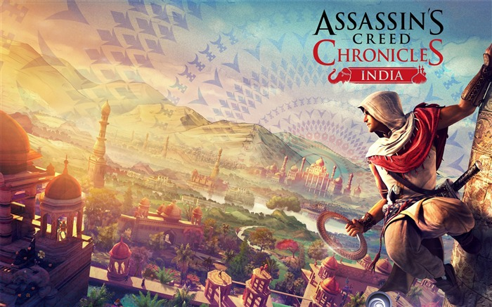 Assassins Creed Chronicles 2016 Game HD Wallpaper 01 Views:1923
