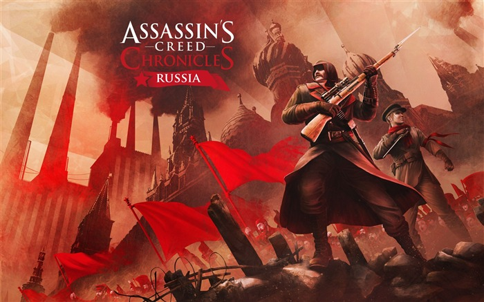 Assassins Creed Chronicles 2016 Game HD Wallpaper 02 Views:2131