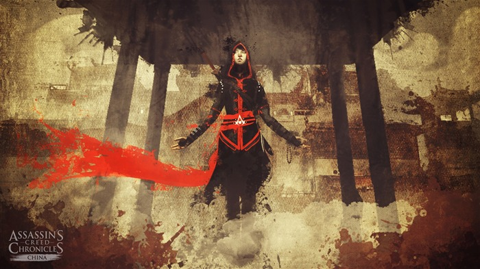 Assassins Creed Chronicles 2016 Game HD Wallpaper 05 Views:1563