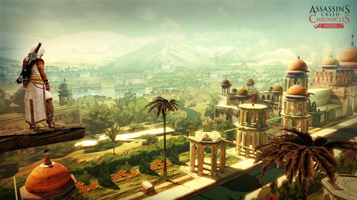 Assassins Creed Chronicles 2016 Game HD Wallpaper 06 Views:1481
