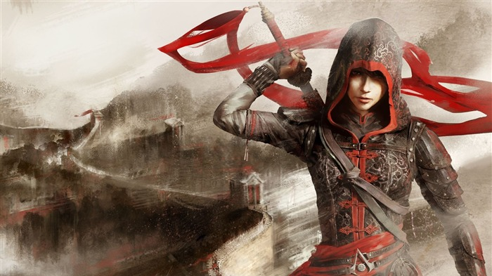 Assassins Creed Chronicles 2016 Game HD Wallpaper 07 Views:1728
