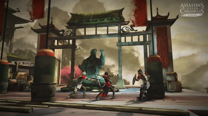 Assassins Creed Chronicles 2016 Game HD Wallpaper 09 Views:1441