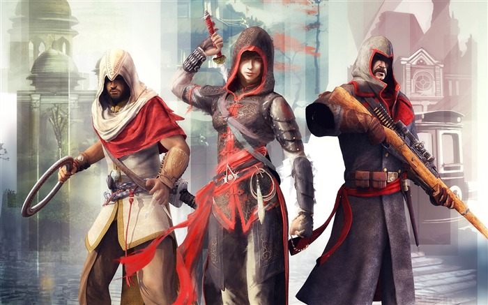 Assassins Creed Chronicles 2016 Game HD Wallpaper 11 Views:2157