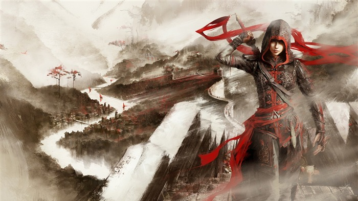 Assassins Creed Chronicles 2016 Game HD Wallpaper 12 Views:1510