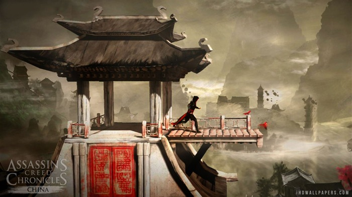 Assassins Creed Chronicles 2016 Game HD Wallpaper 13 Views:1569