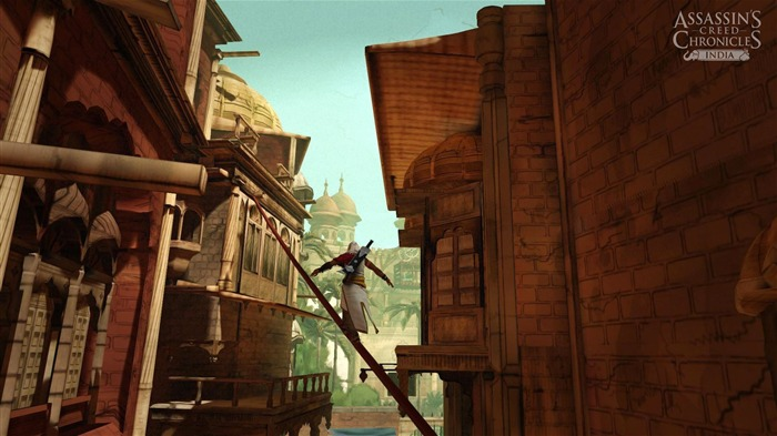 Assassins Creed Chronicles 2016 Game HD Wallpaper 14 Views:1356