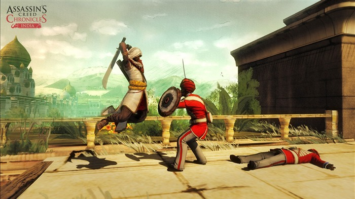 Assassins Creed Chronicles 2016 Game HD Wallpaper 16 Views:1032