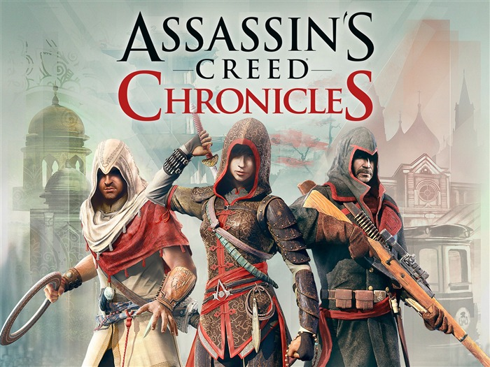Assassins Creed Chronicles 2016 Juego Fondos de pantalla HD Vistas:11137