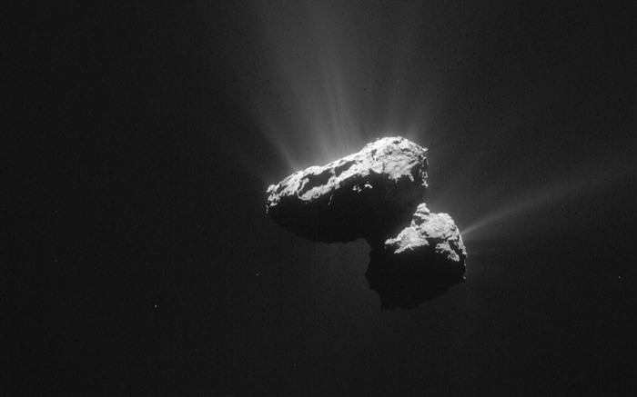 Comet 67p churyumov-Universe Space HD Wallpaper Views:1827