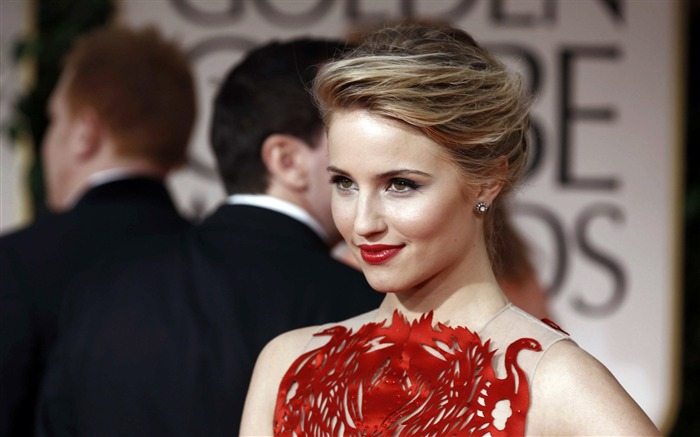 Dianna Agron-Beauty photo HD Wallpapers Views:2483
