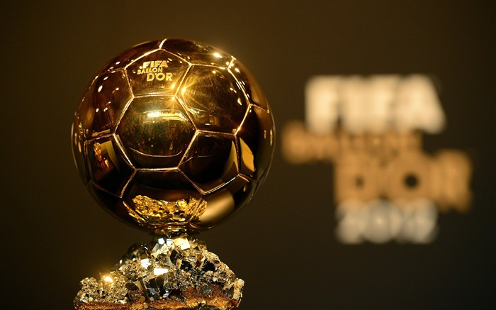 FIFA BALLON DOR 2015 Candidate Desktop Wallpaper Views:13812