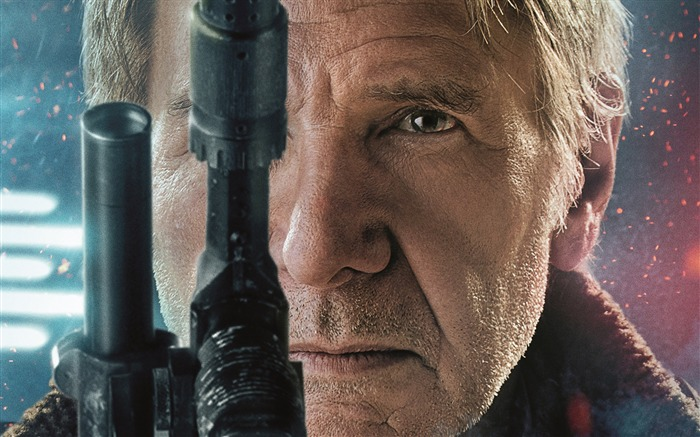 Harrison ford han solo-Movie poster HD Wallpaper Views:5076 Date:12/1/2015 12:32:43 AM