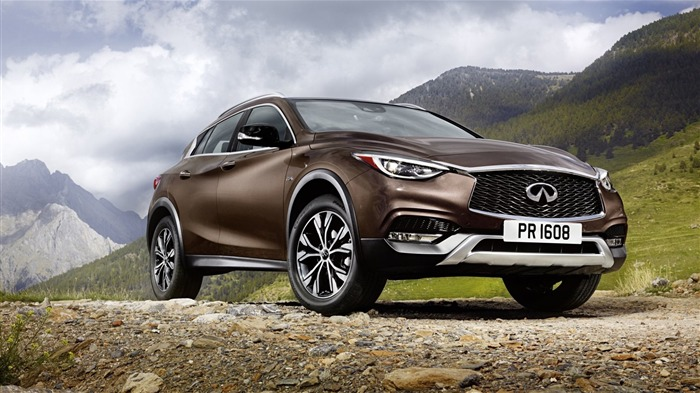Infiniti QX30-High Quality HD Wallpaper Views:1279