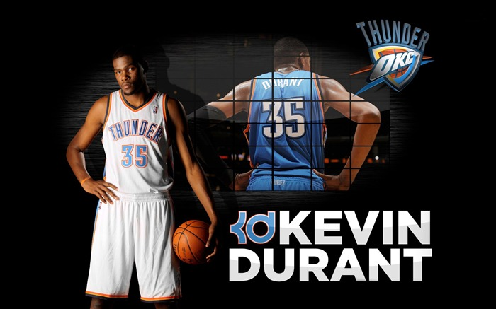 Kevin Durant-NBA Basketball Wallpaper Views:4998 Date:12/9/2015 7:08:28 PM