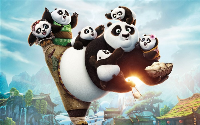 Kung Fu Panda 2016-Movie poster HD Wallpapers Views:5123 Date:12/1/2015 12:40:34 AM