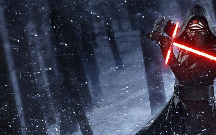 Kylo Ren Star Wars Lightsaber-Movie poster HD Wallpapers Views:8213 Date:12/1/2015 12:45:21 AM