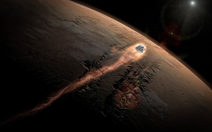 Spacex dragon mars-Universe Space HD Wallpaper Views:2105