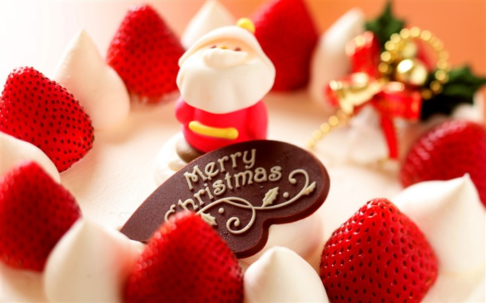 Merry Christmas 2016 New Year Holidays Wallpaper Views:7302