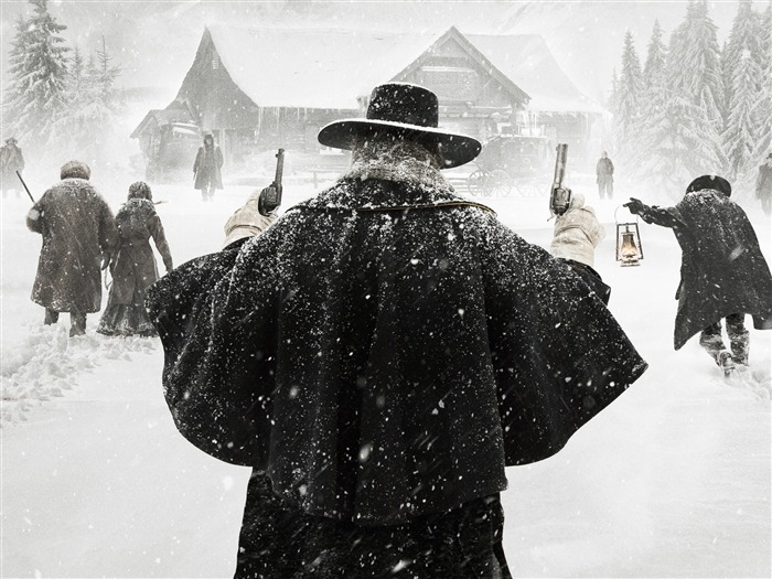 The Hateful Eight-Movie poster HD Wallpapers Views:4627 Date:12/1/2015 12:46:17 AM