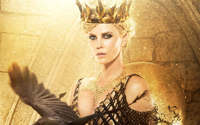 The Huntsman Winters War-Movie poster HD Wallpaper Views:3765 Date:12/1/2015 12:27:40 AM