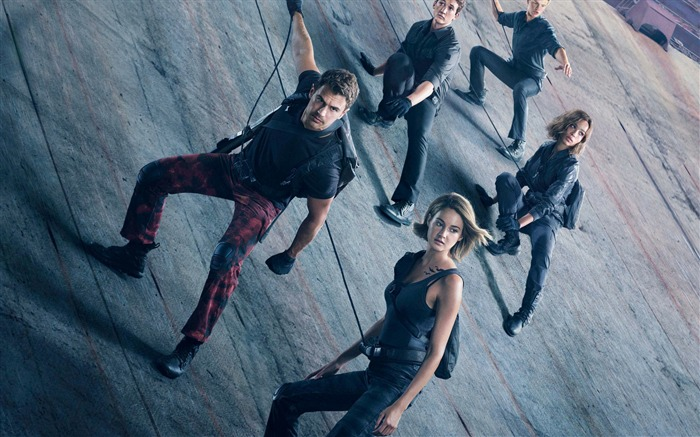The divergent series allegiant-Movie poster HD Wallpapers Views:3530 Date:12/1/2015 12:47:59 AM