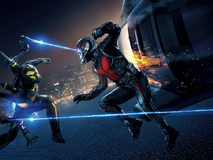 Yellowjacket Ant Man-Movie poster HD Wallpapers Views:2784 Date:12/1/2015 12:52:09 AM
