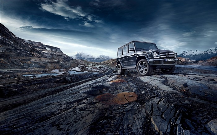 2016 Mercedes-Benz G-Class Auto HD Wallpaper 01 Views:5878 Date:1/26/2016 8:12:51 PM