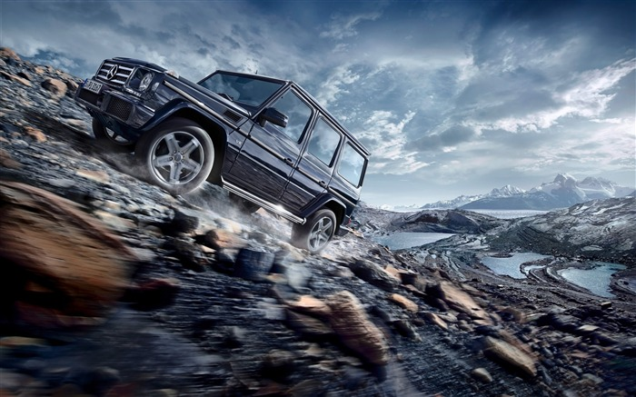 2016 Mercedes-Benz G-Class Auto HD Wallpaper 04 Views:5865 Date:1/26/2016 8:14:13 PM
