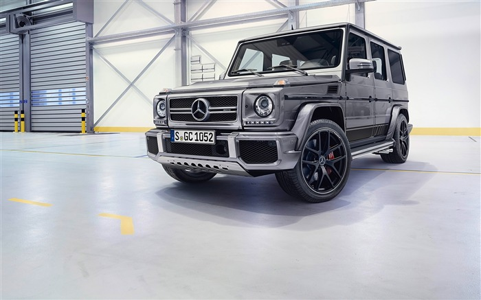 2016 Mercedes-Benz G-Class Auto HD Wallpaper 07 Views:5738 Date:1/26/2016 8:15:27 PM