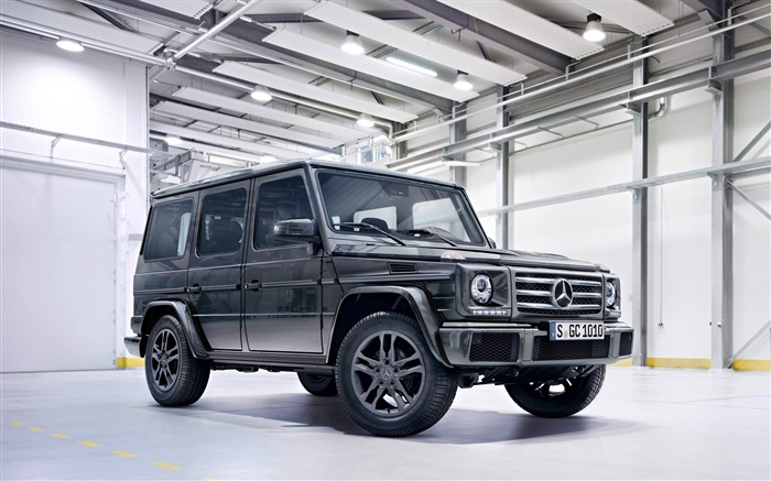 2016 Mercedes-Benz G-Class Auto HD Wallpaper 08 Views:4875 Date:1/26/2016 8:15:44 PM