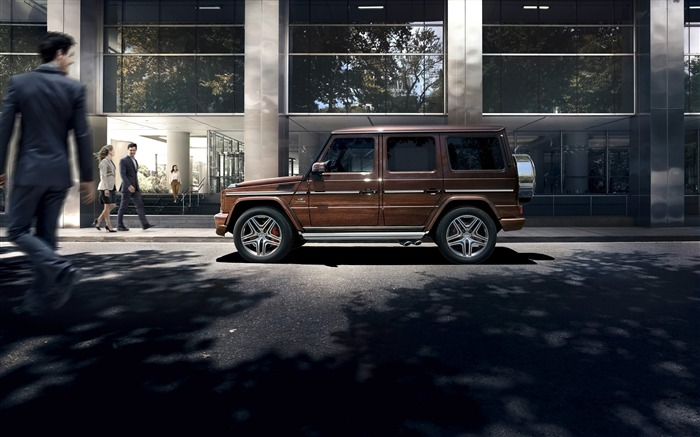 2016 Mercedes-Benz G-Class Auto HD Wallpaper 09 Views:4130 Date:1/26/2016 8:16:03 PM