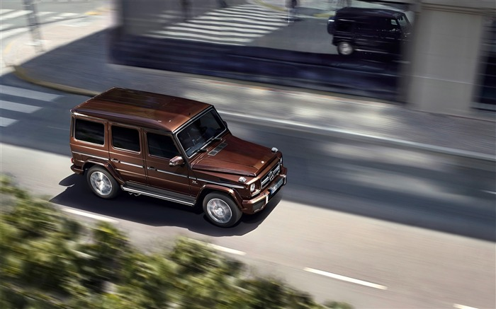 2016 Mercedes-Benz G-Class Auto HD Wallpaper 12 Views:3716 Date:1/26/2016 8:17:28 PM