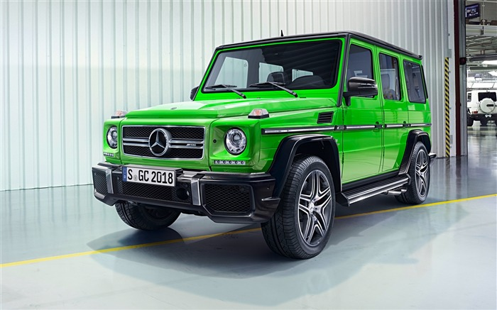 2016 Mercedes-Benz G-Class Auto HD Wallpaper 13 Views:4080 Date:1/26/2016 8:17:58 PM