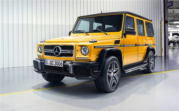 2016 Mercedes-Benz G-Class Auto HD Wallpaper 15 Views:4194 Date:1/26/2016 8:18:51 PM