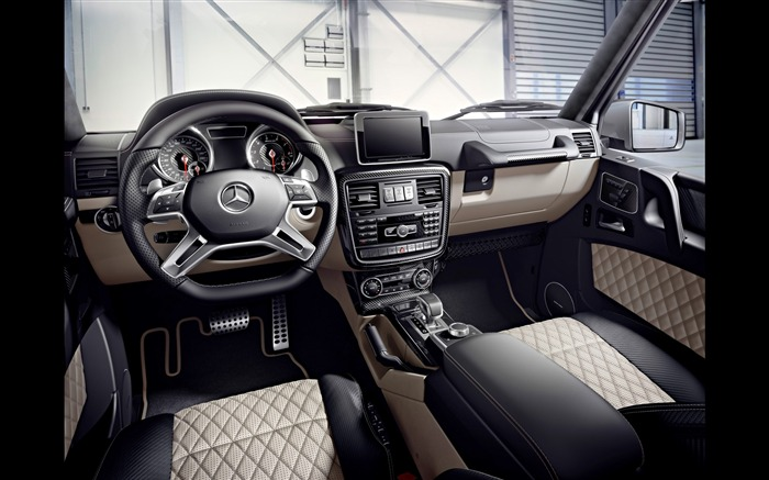 2016 Mercedes-Benz G-Class Auto HD Wallpaper 18 Views:3131 Date:1/26/2016 8:21:15 PM