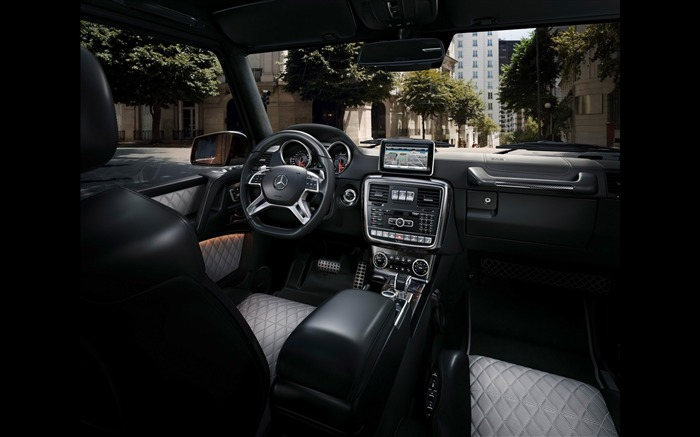 2016 Mercedes-Benz G-Class Auto HD Wallpaper 24 Views:3208 Date:1/26/2016 8:24:02 PM