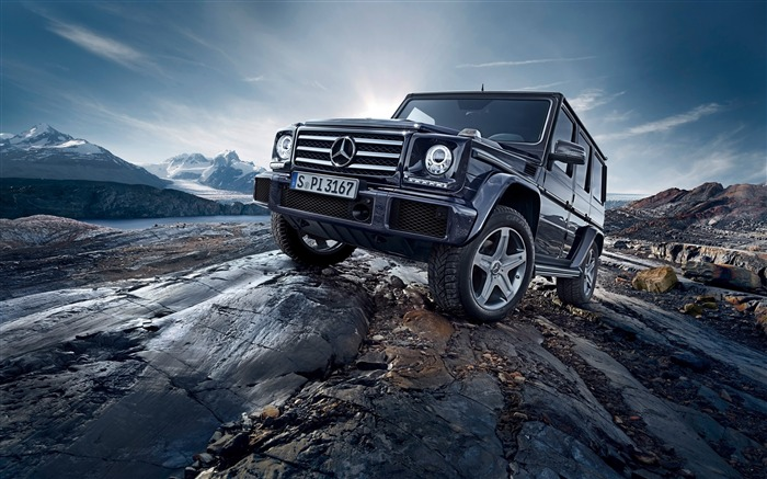 2016 Mercedes-Benz G-Class Auto HD Wallpaper Views:5312
