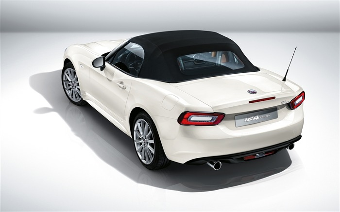 2017 Fiat 124 Spider Luxury Auto HD Wallpaper 01 Views:1942