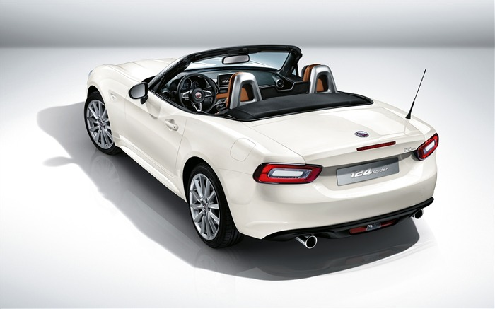 2017 Fiat 124 Spider Luxury Auto HD Wallpaper 02 Views:2111