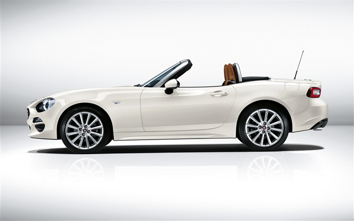2017 Fiat 124 Spider Luxury Auto HD Wallpaper 03 Views:2414